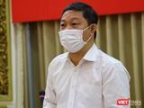 Ông Dương Anh Đức - Phó Chủ tịch UBND TP.HCM (Ảnh: TTBC)