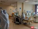 Điều trị bệnh nhân COVID-19 tại Bệnh viện Đại học Y Dược TP.HCM