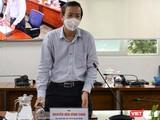 Phó Giám đốc Sở Y tế TP.HCM - BS. Nguyễn Văn Vĩnh Châu