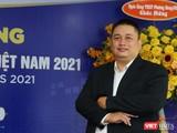 Th.s Vũ Tuấn Anh – Phó Tổng Giám đốc Dr.SMEs, chuyên gia CNTT. Ảnh: Hoà Bình