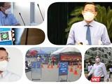 Các hoạt động nào ở TP.HCM được mở cửa trở lại từ ngày 1/10. Ảnh: Hoà Bình