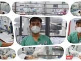 Trung tâm Hồi sức tích cực người bệnh COVID-19 Bệnh viện Trung ương Huế tại TP.HCM giúp giảm tử vong. Ảnh: Hoà Bình