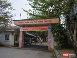 Trường THPT Tiên Yên, huyện Tiên Yên, tỉnh Quảng Ninh