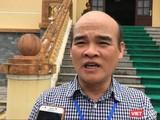 Ông Nguyễn Huy Quang - Vụ trưởng Vụ Pháo chế, Bộ Y tế.