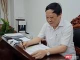 GS.TS. Nguyễn Viết Tiến chuyên gia hàng đầu về về vô sinh, hiếm muộn.