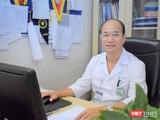 PGS.TS. Đỗ Duy Cường - Giám đốc Trung tâm Bệnh nhiệt đới, Bệnh viện Bạch Mai - chuyên gia đầu ngành về bệnh truyền nhiễm.