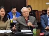 Các chuyên gia chia sẻ tại buổi hội nghị tổ chức ngày 10/1.