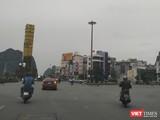 TP. Hạ Long (Quảng Ninh) những ngày này vắng vẻ hơn nhiều so với ngày thường. Ảnh: Anh Lê.