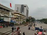 Cơ quan chức năng đà thực hiện rà soát 48.115 người vì liên quan ổ dịch Bệnh viện Bạch Mai. Ảnh: Anh Lê.