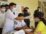 TP Hải Phòng sẽ cách ly y tế tập trung với tất cả những người từ vùng dịch về thành phố từ ngày 3/4. Ảnh: Hồ Xuân Mai.