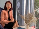 Bà Lê Mai Anh - Trưởng Đại diện của PRNewswire tại Việt Nam.