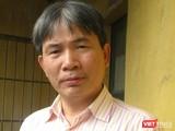 Ông Ngô Sỹ Hoài - Phó Chủ tịch kiêm Tổng Thư ký Hiệp hội Gỗ và Lâm sản Việt Nam.