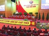 Bộ Chính trị nêu rõ Đại hội XIII của Đảng đã thành công rất tốt đẹp, thông qua Nghị quyết và các văn kiện Đại hội.