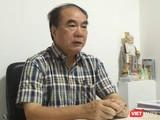 TS.LS Nguyễn Thanh Bình – nguyên Trưởng Khoa đào tạo Thẩm phán, Luật sư và các chức danh tư pháp, Học viện Tư pháp.