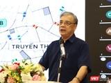 """""""Việt Nam đang đi một bước rất cơ bản để đặt chân bước vào quỹ đạo của nền kinh tế số của toàn cầu"""" - Ông Trần Đình Thiên, thành viên Tổ tư vấn Kinh tế của Thủ tướng Chính phủ, nguyên Viện trưởng Viện Kinh tế Việt Nam."""