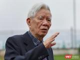 Nguyên Phó trưởng ban Tổ chức TƯ Nguyễn Đình Hương (Ảnh Việt Dũng)