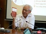GS. TSKH. Hồ Ngọc Đại với cuốn sách giáo khoa đổi mới căn bản và toàn diện giáo dục