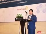 TS. Hà Văn Thúy – Phó Vụ trưởng Vụ Bảo hiểm y tế, Bộ Y tế