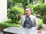 GS. Nguyễn Minh Thuyết trò chuyện cùng VietTimes