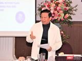 Ông Lê Doãn Hợp – nguyên Bộ trưởng Bộ Thông tin và Truyền thông.