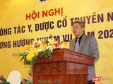 PGS. TS. Nguyễn Trường Sơn – Thứ trưởng Bộ Y tế. Ảnh: Minh Thúy