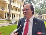 PGS. TS. Nguyễn Viết Nhung – Giám đốc Bệnh viện Phổi Trung ương. Ảnh: Minh Thúy