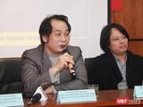 ThS. BS. Nguyễn Trung Cấp – Trưởng khoa Cấp cứu, Bệnh viện Bệnh Nhiệt đới Trung ương. Ảnh: Đăng Khoa