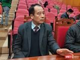 PGS.TS.Trần Đắc Phu - Chuyên gia Trung tâm đáp ứng khẩn cấp sự kiện y tế công cộng Việt Nam. Ảnh: Minh Thúy
