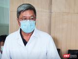 Thứ trưởng Bộ Y tế Nguyễn Trường Sơn (Ảnh: Minh Thúy)