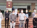 Thêm 11 người chiến thắng virus SARS-CoV-2 (Ảnh: Minh Thúy)