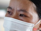 Bệnh nhân 188 mắc COVID-19 có kết quả xét nghiệm dương tính nhiều lần với virus SARS-CoV-2 trước khi được công bố khỏi bệnh. Ảnh: Minh Thúy