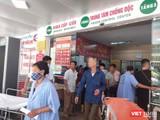 Trung tâm Chống độc, Bệnh viện Bạch Mai (Ảnh: Minh Thúy)
