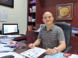 TS. Nguyễn Huy Quang – Vụ trưởng Vụ Pháp chế, Bộ Y tế (Ảnh: Minh Thúy)