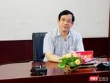 PGS. TS. Lương Ngọc Khuê - Cục trưởng Cục Quản lý Khám, chữa bệnh, Bộ Y tế (Ảnh: Minh Nhật)