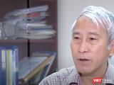 BS. CKII. Khổng Minh Tuấn – Phó Giám đốc Trung tâm Kiểm soát Bệnh tật TP. Hà Nội. (Ảnh: Minh Thúy - nguồn: Sở Y tế TP. Hà Nội)