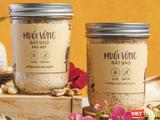 Sản phẩm muối vừng bát bảo của Công ty TNHH Hai Thành viên Lối sống mới (Ảnh chụp từ FB Minh Chay Vegan Restaurant)