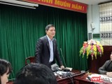 PGS. TS. Nguyễn Thanh Phong – Cục trưởng Cục An toàn thực phẩm, Bộ Y tế (Ảnh: C.L.)