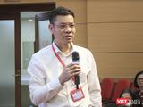 PGS. TS. Đào Xuân Thành – Phó Giám đốc Bệnh viện Đại học Y Hà Nội (Ảnh: Minh Thuý)
