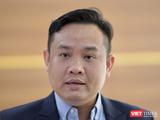 TS. Đỗ Minh Sĩ - Giám đốc nghiên cứu phát triển, Công ty Cổ phần Công nghệ Sinh học Dược NANOGEN (Ảnh: Minh Thuý)
