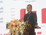 Ông Phạm Tuấn Anh – chuyên viên Cục Quản lý Dược, Bộ Y tế (Ảnh: Minh Thuý)