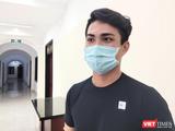 """Nam tiếp viên hàng không """"giấu"""" gia đình đăng ký tiêm thử nghiệm vaccine phòng COVID-19 (Ảnh - Minh Thuý)"""
