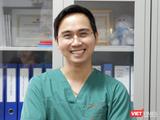 BS. Phạm Văn Phúc - một trong 10 Gương mặt trẻ Thủ đô tiêu biểu năm 2020 (Ảnh - Minh Thuý)