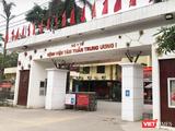 """Bệnh viện Tâm thần TW I - nơi xảy ra vụ việc bệnh nhân cải tạo phòng bệnh thành phòng """"bay lắc"""" (Ảnh - Minh Nhân)"""