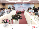 Hội thảo chuyên đề cập nhật thông tin về tác hại của sản phẩm thuốc lá mới (Ảnh - Minh Thuý)
