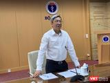 Thứ trưởng Bộ Y tế Nguyễn Trường Sơn (Ảnh - Thanh Hằng)
