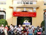 Trường THPT Nguyễn Thị Minh Khai là hội đồng chấm môn Toán và Ngữ văn tại TP.HCM