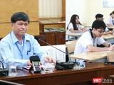 Ông Nguyễn Văn Hiếu - Phó Giám đốc Sở GD&ĐT TP.HCM thẳng thắn khi nói về những sự cố trong kỳ thi THPT quốc gia 2019 tại TP.HCM