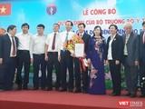 Bệnh viện Chợ Rẫy TPHCM bổ nhiệm giám đốc mới