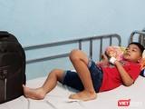 Bệnh nhi bị trụy mạch đã ổn định sức khỏe, hiện vẫn đang được tiếp tục theo dõi.