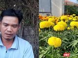 Vợ đột quỵ qua đời, chồng nuốt nước mắt bán hết số hoa cuối cùng và tình người Sài Gòn.